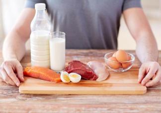 优质蛋白质食物排行榜 吃什么食物补充优质蛋白质