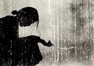 下雨天睡不着的心情说说 下雨天睡不着的心情句子