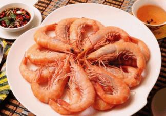 冷冻虾用冷水还是热水煮比较好 冷冻虾还能吃吗