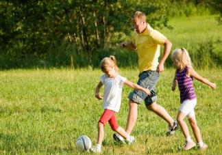 孩子们需要进行多少活动 孩子多运动有什么好处