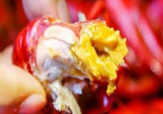 小龙虾的黄到底能不能吃 食用小龙虾的八大建议