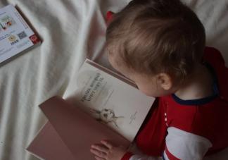 1到3岁宝宝阅读绘本的方法 读绘本的小技巧