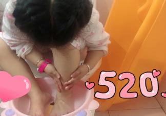 表达女儿自己洗脚朋友圈说说 女儿自己会洗脚了感慨文案