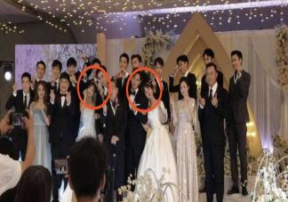 亲爱的挚爱的韩商言佟年婚礼是真的吗 婚礼客串路透图片