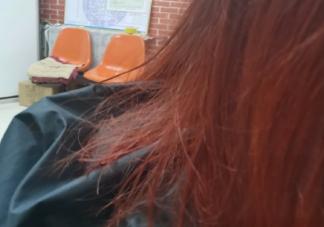 关于染头发了了发朋友圈心情句子 头发染了换颜色了幽默搞笑句子