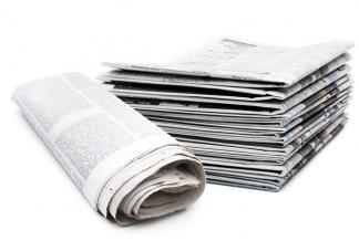 纸质报纸以后会消失吗 有存在的必要吗