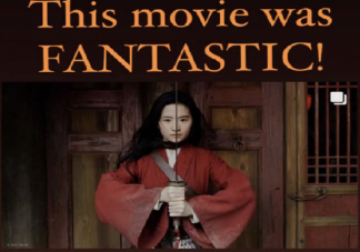 看完电影《花木兰》发朋友圈心情感想 电影《花木兰》影评大全