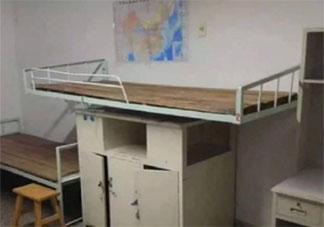 上床下桌的真正意思是什么 你在大学里的床铺是什么样的
