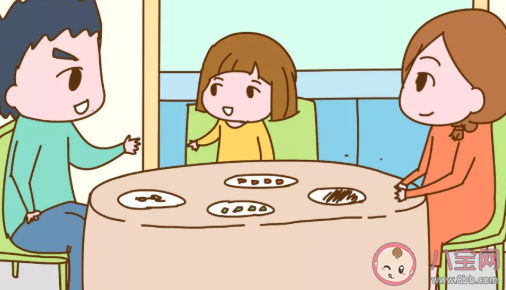 爸妈喊吃饭有什么区别 生活中爸妈有哪些不同