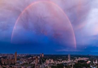 双彩虹是怎么形成的 双彩虹形成条件是什么