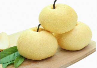 秋天孩子吃梨有什么好处 秋天孩子吃梨不同症状做法