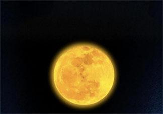 关于十五的月亮十六圆发朋友圈说说 十五的月亮十六圆经典说说句子
