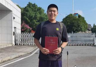 小伙500天减128斤考上国防科大是怎么回事 他是如何减肥并学习的