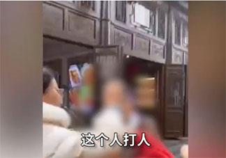 平遥古城一店员与游客起冲突是怎么回事 游客被冤枉殴打是真的吗