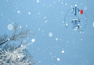 小雪晚安心语走心祝福语句子 小雪时节晚安的朋友圈文案大全