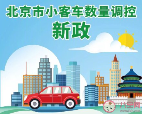 北京小客車搖號新政具體規定 每人名下只能保留一個指標嗎