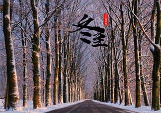 2020冬至节气微信祝福语句子配文 2020冬至经典问候语说说精选