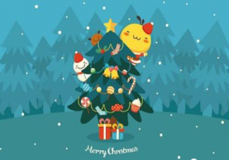 适合圣诞节朋友圈的可爱文案 圣诞节暖心简短优美句子