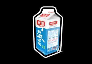 盒装牛奶能放微波炉里加热吗 牛奶带包装加热会中毒吗