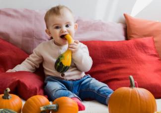 宝宝吃南瓜有哪些好处营养 宝宝辅食南瓜怎么做