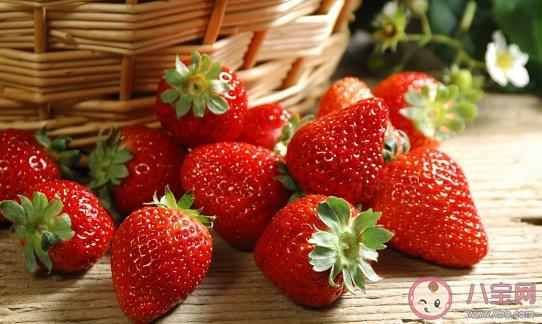 【多万西】草莓一天吃多少颗比较好 草莓吃多了会长胖吗