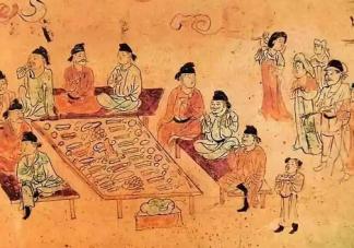 """为了饮食安全过年聚餐不妨分餐我国古代有过""""分餐制""""吗 支付宝蚂蚁庄园2月1日问题答案"""