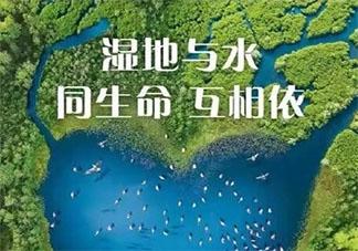 2021世界湿地日主题是什么 2021世界湿地日由来意义介绍