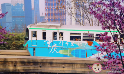 重庆开往春天的轻轨打卡攻略 佛图关最佳拍照点在哪