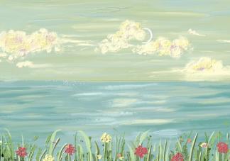 春天真好的朋友圈文案说说 春天的感觉心情感慨句子