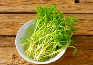 豌豆苗吃多了会胀气吗 豌豆苗没熟吃了会中毒吗