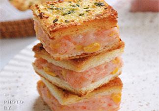 脆脆爆浆芝士面包虾怎么做 虾滑有哪些美味的吃法