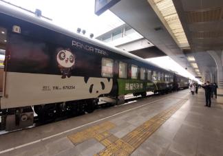 熊猫专列主题列车在哪里购买车票 熊猫专列有哪些亮点服务