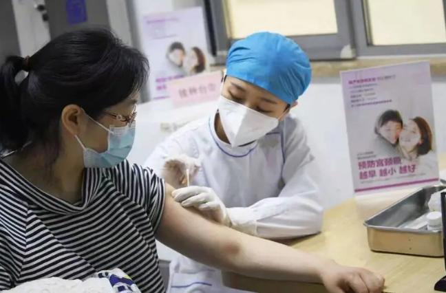 国产宫颈癌疫苗馨可宁一共要接种几针 国产hpv二价疫苗怎么预约接种