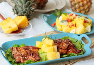花式菠萝吃法食谱大全 菠萝还有这三种罕见吃法