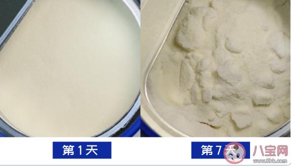 奶粉开罐1个月后有哪些变化 开罐1个月内要喝完的原因