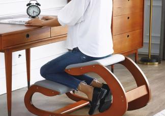 网红跪椅可以矫正不良坐姿吗 怎么矫正不良坐姿