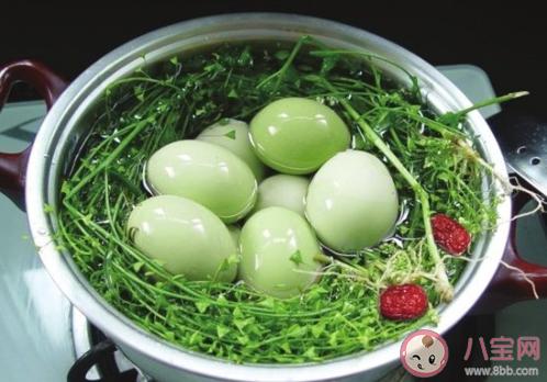 农历三月三吃地菜煮鸡蛋有什么说法寓意 三月三荠菜煮鸡蛋习俗是怎么来的 投稿 第1张