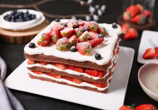 减肥真的不能吃蛋糕吗 容易发胖的几种食物介绍