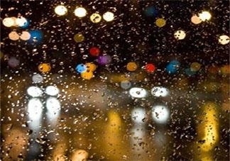 武汉暴雨的心情说说 武汉暴雨朋友圈句子