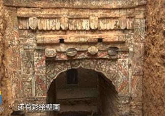 山东济南发现12座连片元墓 墓葬是哪个朝代的习俗