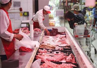 猪肉价格2月下旬以来首次回升 7月各地猪肉价格是多少
