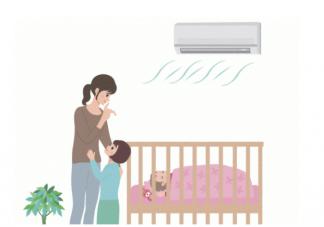 宝宝吹空调好还是吹风扇好 怎么吹空调宝宝不生病