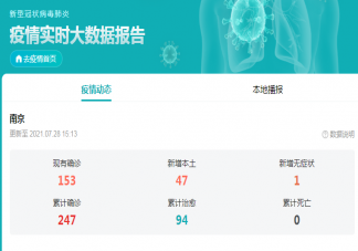 南京疫情传播链增至170人 南京疫情面临哪些考验挑战