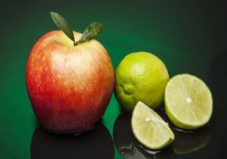 苹果和柠檬一起煮水可以减肥吗 苹果和柠檬一起煮水有什么好处