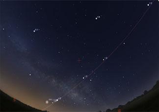金木水火土五星连珠奇观要来了 五星连珠什么时候可以看到