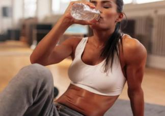 健身过程中可以喝水吗 健身运动喝什么对身体好
