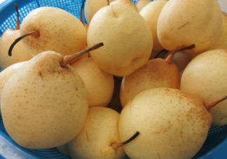 适合孩子食用的鲜梨食疗方 孩子吃梨注意事项