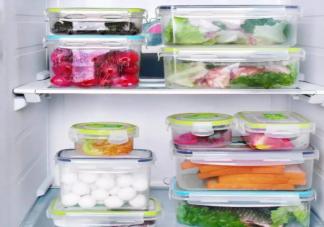 冰箱食物保存清单小贴士 日常什么东西不可以放在冰箱