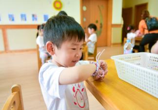 孩子不适应幼儿园的表现有哪些 孩子抵触去幼儿园9个小建议