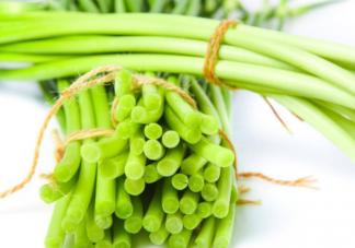 绿头蒜苔和红头蒜苔有什么区别 买哪种蒜苔比较好呢